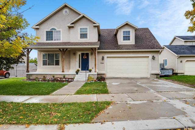 3318 E Kennekuk Ln, Eagle Mountain, UT 84005 (#1773974) :: Utah Real Estate