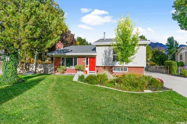 4679 S Edwin Cir E, Holladay, UT 84117 (#1773976) :: Bustos Real Estate   Keller Williams Utah Realtors
