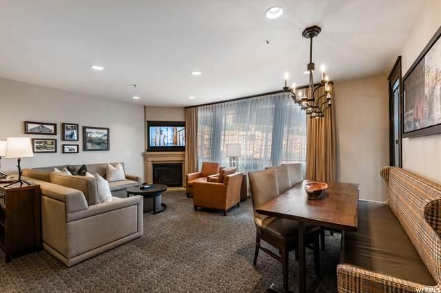 2100 Frostwood Blvd #4176, Park City, UT 84098 (MLS #1773987) :: Lookout Real Estate Group