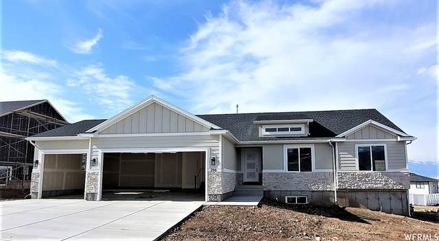 296 S Canyon Overlook Dr, Tooele, UT 84074 (#1774006) :: Colemere Realty Associates
