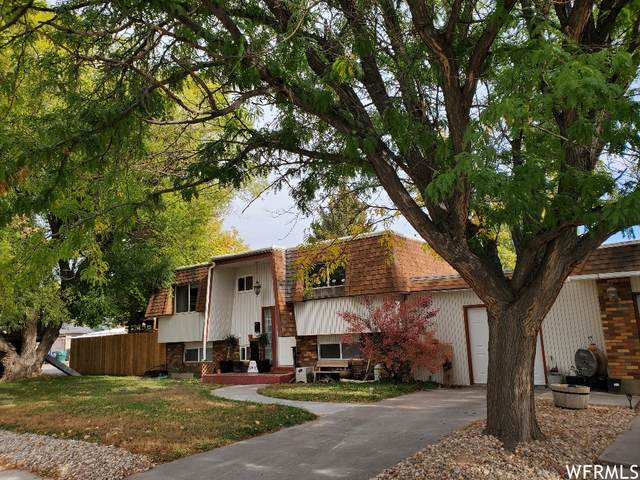 157 S Dale Ave, Vernal, UT 84078 (#1774021) :: Colemere Realty Associates