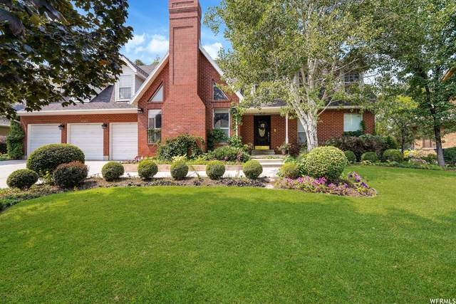 8360 S Ridge Point Rd, Sandy, UT 84093 (#1774043) :: The Perry Group