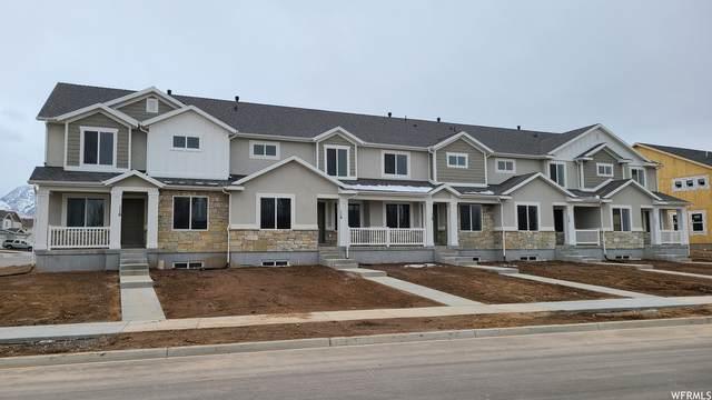 24 E Ginger Gold Rd N #120, Santaquin, UT 84655 (#1774049) :: Berkshire Hathaway HomeServices Elite Real Estate