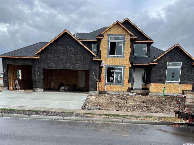 13318 S Split Oak Dr W #111, Herriman, UT 84096 (MLS #1774070) :: Lookout Real Estate Group