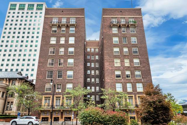 29 S State St #717, Salt Lake City, UT 84111 (#1774079) :: Doxey Real Estate Group