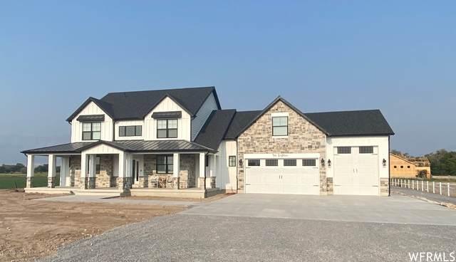 1020 S Angel St, Kaysville, UT 84037 (#1774134) :: Bear Phelps Group