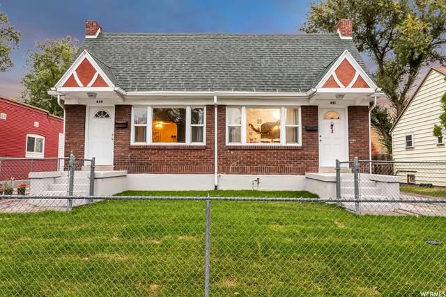 829 S Blair St, Salt Lake City, UT 84111 (#1774139) :: Doxey Real Estate Group