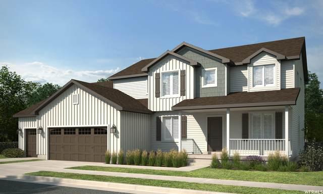 392 W Williams Ln S, Grantsville, UT 84029 (#1774140) :: Doxey Real Estate Group