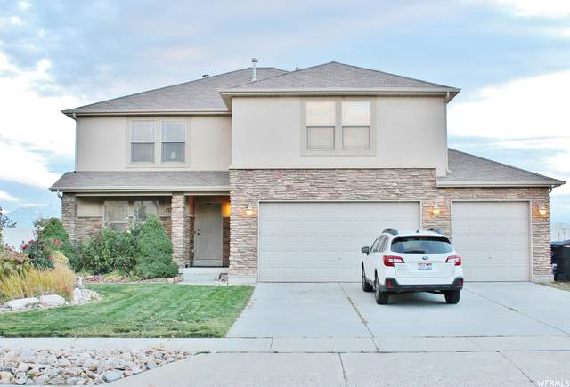13743 S Erin Loop Rd W, Herriman, UT 84096 (MLS #1774152) :: Lookout Real Estate Group