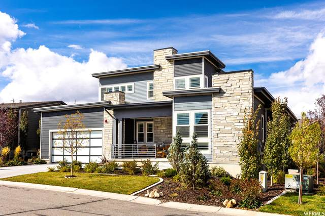 2439 Piper Way, Park City, UT 84060 (#1774174) :: The Perry Group