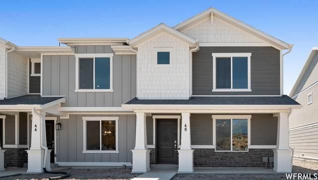 1134 W Nettle Dr #200, Santaquin, UT 84655 (#1774182) :: Berkshire Hathaway HomeServices Elite Real Estate