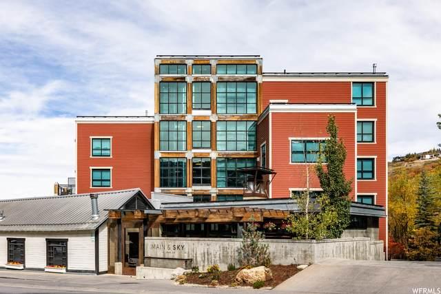 201 Heber Ave #202/102-B #202, Park City, UT 84098 (#1774187) :: Gurr Real Estate