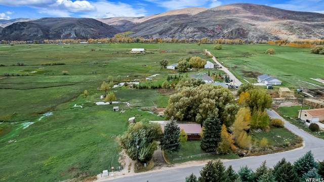 5319 N Wooden Shoe Ln, Peoa, UT 84061 (#1774203) :: Doxey Real Estate Group