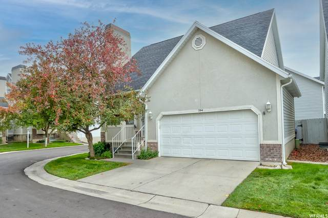 594 Thatcher Way, Midvale, UT 84047 (#1774206) :: Doxey Real Estate Group