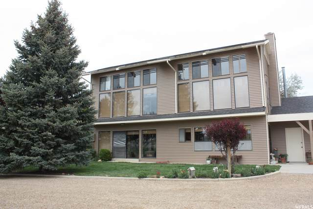835 E Gentry S, Price, UT 84501 (#1774215) :: Colemere Realty Associates