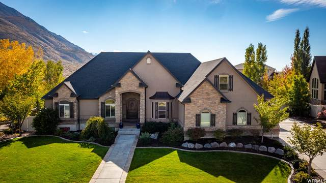 4137 W Mesquite Way, Cedar Hills, UT 84062 (#1774221) :: Powder Mountain Realty