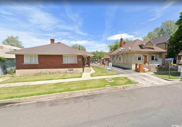 556 S 23RD St E, Ogden, UT 84401 (#1774240) :: Doxey Real Estate Group