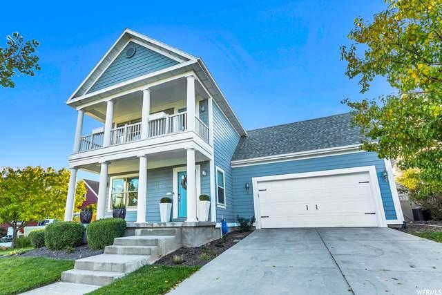 11632 S Copper Rose Way, South Jordan, UT 84009 (#1774278) :: Bustos Real Estate | Keller Williams Utah Realtors