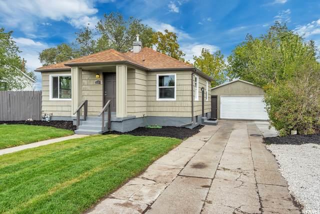 4380 W 5255 S, Salt Lake City, UT 84118 (#1774294) :: Doxey Real Estate Group