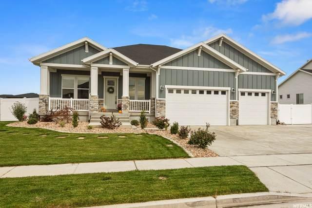 2588 W 900 N, Lehi, UT 84043 (MLS #1774299) :: Lookout Real Estate Group