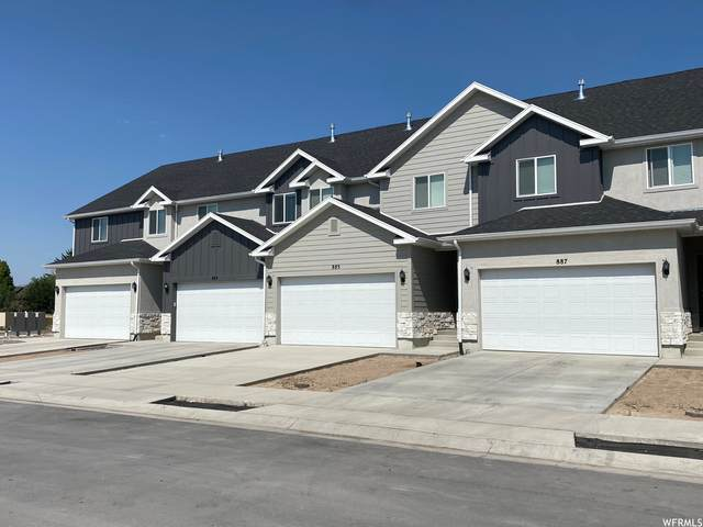 897 E Pacific Dr #13, American Fork, UT 84003 (#1774308) :: Berkshire Hathaway HomeServices Elite Real Estate