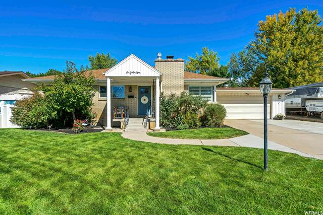 149 E 800 N, Bountiful, UT 84010 (#1774311) :: Kennedy Anderson   Realty One Group Areté