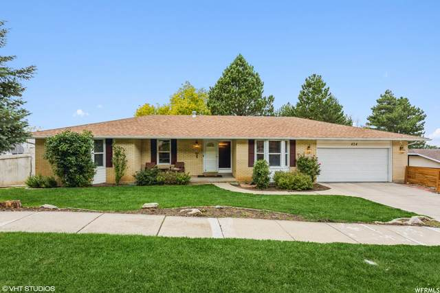 454 Brentwood Ln, Bountiful, UT 84010 (#1774347) :: Kennedy Anderson   Realty One Group Areté