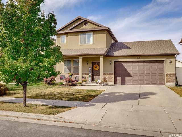 217 Boston Dr, North Salt Lake, UT 84054 (#1774373) :: Kennedy Anderson | Realty One Group Areté