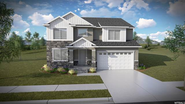 463 N Hill View Dr #2027, Saratoga Springs, UT 84045 (#1774375) :: Pearson & Associates Real Estate