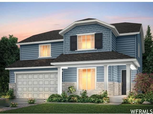 3082 S Edgewater Cv #203, Syracuse, UT 84075 (#1774411) :: Utah Dream Properties