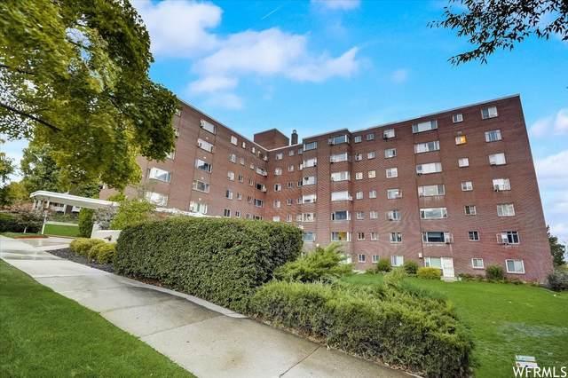 130 S 1300 E #809, Salt Lake City, UT 84102 (#1774429) :: Colemere Realty Associates