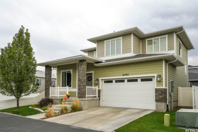 6793 S Castle Point Ln W, Midvale, UT 84047 (#1774436) :: Bustos Real Estate | Keller Williams Utah Realtors