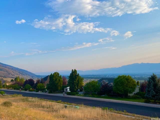 2820 N Canyon Ridge Dr #34, North Logan, UT 84341 (#1774457) :: Team Vasquez Realty Group | Keller Williams Success