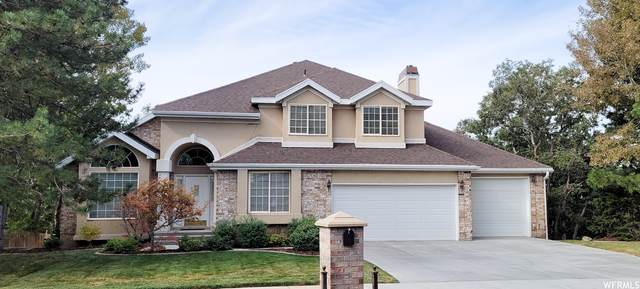672 Temple View Dr, Bountiful, UT 84010 (#1774470) :: Kennedy Anderson   Realty One Group Areté