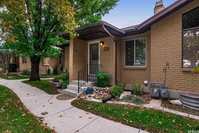 759 E Autumn Field Dr S, Sandy, UT 84094 (#1774484) :: Utah Dream Properties
