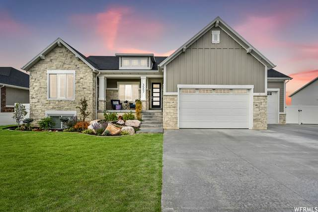 3557 S 5050 W, West Haven, UT 84401 (#1774485) :: Doxey Real Estate Group