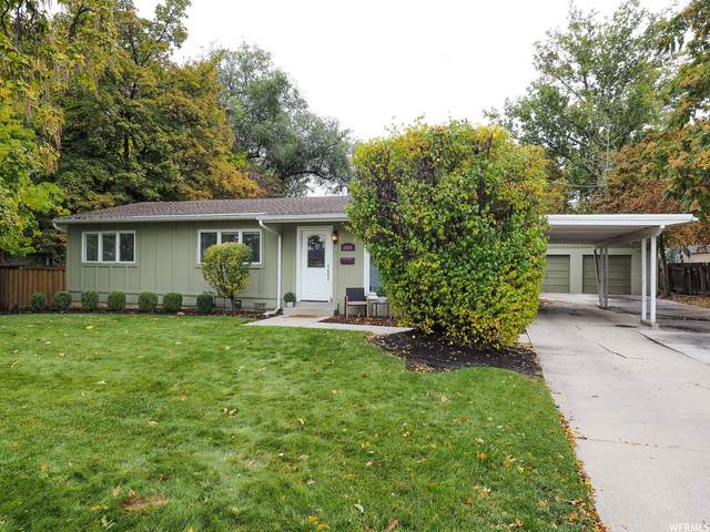 6869 S Brookhill Dr, Salt Lake City, UT 84121 (#1774506) :: Doxey Real Estate Group