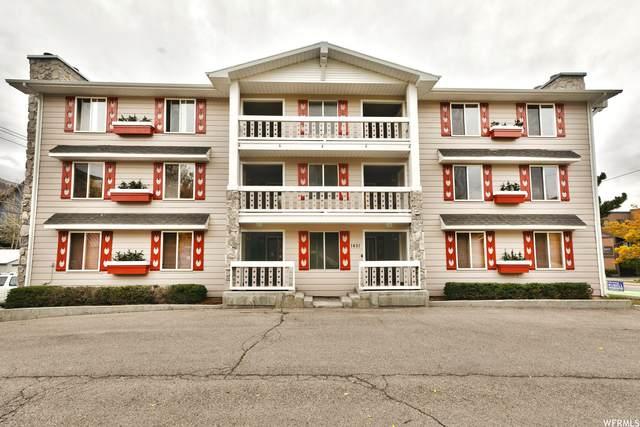 1451 Park Ave 1-9, Park City, UT 84060 (#1774520) :: Colemere Realty Associates