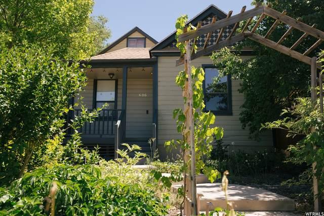 686 N Wall St, Salt Lake City, UT 84103 (#1774528) :: Livingstone Brokers
