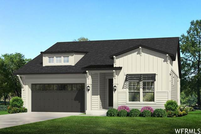 9148 S Renoir Ln #124, Cottonwood Heights, UT 84093 (#1774537) :: The Perry Group