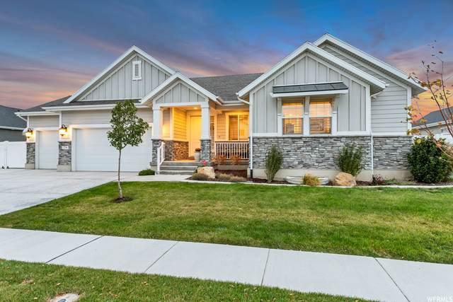 2708 N 3480 W, Lehi, UT 84043 (MLS #1774551) :: Lookout Real Estate Group