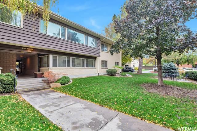 1134 E 2700 S D27, Salt Lake City, UT 84106 (#1774556) :: Pearson & Associates Real Estate