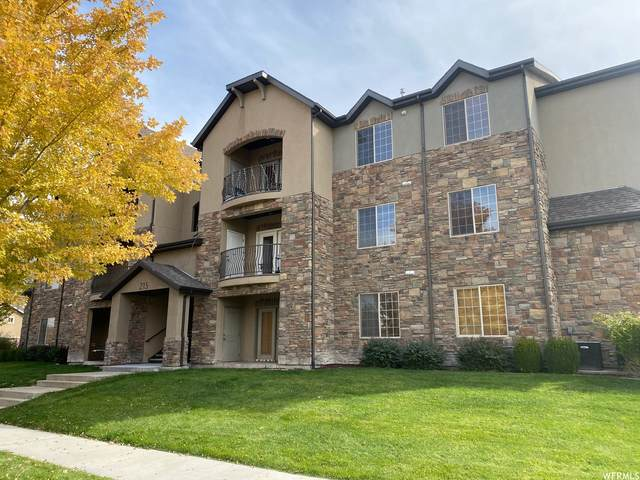 215 S 650 W A-11, Springville, UT 84663 (#1774583) :: The Perry Group