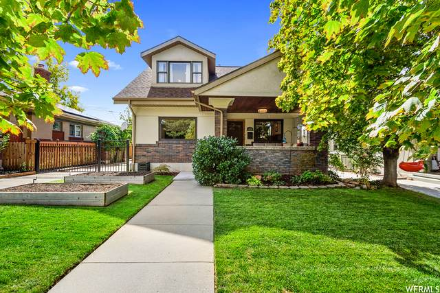 1578 E Harvard Ave S, Salt Lake City, UT 84105 (#1774627) :: Powder Mountain Realty