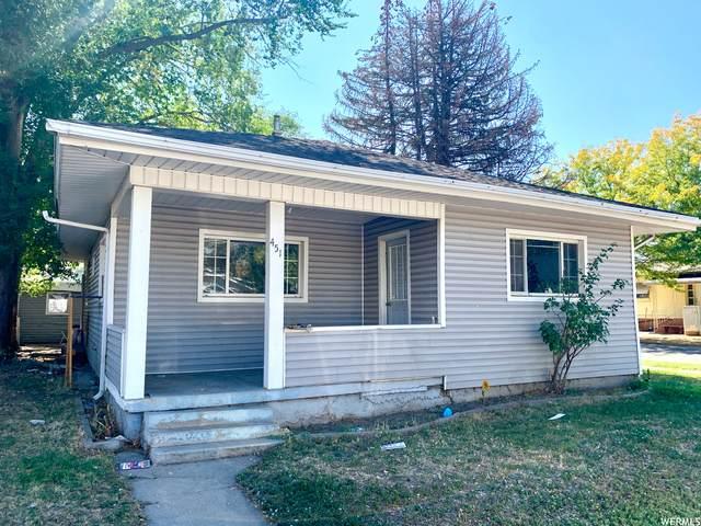 451 32ND St, Ogden, UT 84401 (MLS #1774628) :: Lookout Real Estate Group