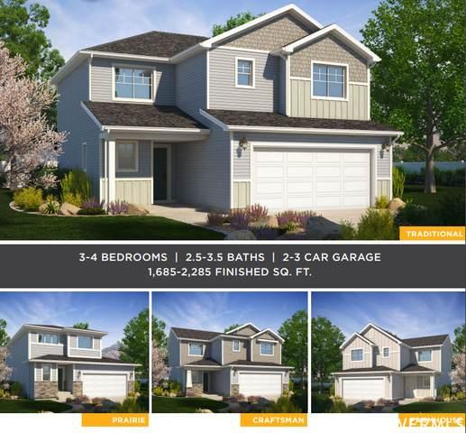 706 N 200 E #128, Tooele, UT 84074 (MLS #1774629) :: Lookout Real Estate Group