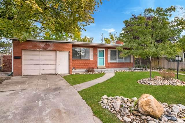 529 E 600 S, Orem, UT 84097 (#1774639) :: Berkshire Hathaway HomeServices Elite Real Estate