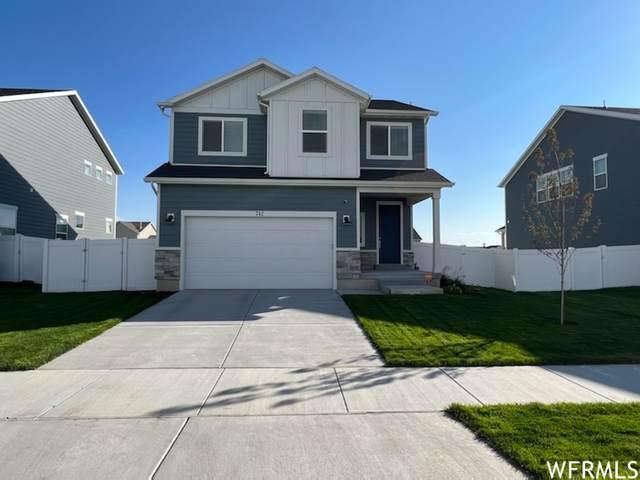 712 E Stonebriar Dr N, Eagle Mountain, UT 84005 (#1774667) :: Berkshire Hathaway HomeServices Elite Real Estate