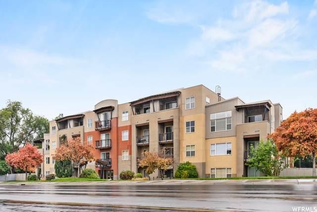 4340 S Highland E #209, Salt Lake City, UT 84124 (MLS #1774691) :: Lookout Real Estate Group