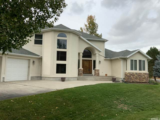 1206 N Cottage Way, Midway, UT 84049 (MLS #1774704) :: Lookout Real Estate Group